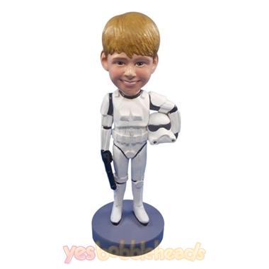 Picture of Custom Bobblehead Doll: Storm Trooper