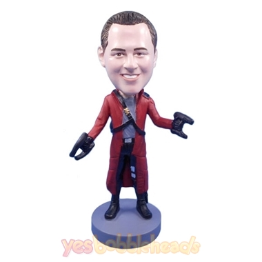 Picture of Custom Bobblehead Doll: Guardians of the Galaxy Star Lord