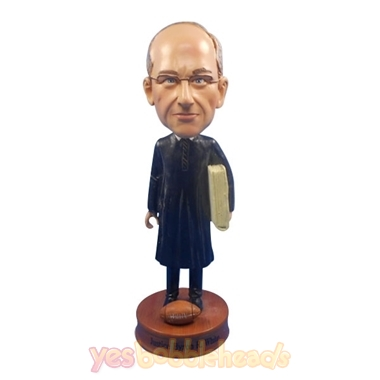 Picture of Custom Bobblehead Doll: Justice Byron R. White
