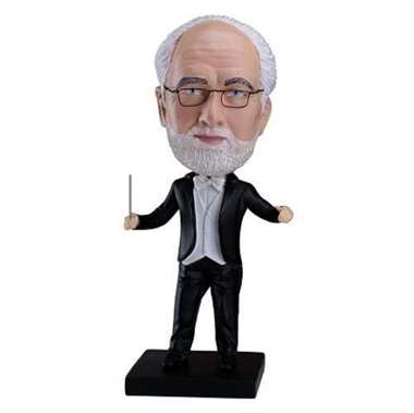 Picture of Custom Bobblehead Doll: Music Band Conductor