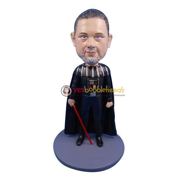 Picture of Custom Bobblehead Doll: Darth Vader in Star Wars
